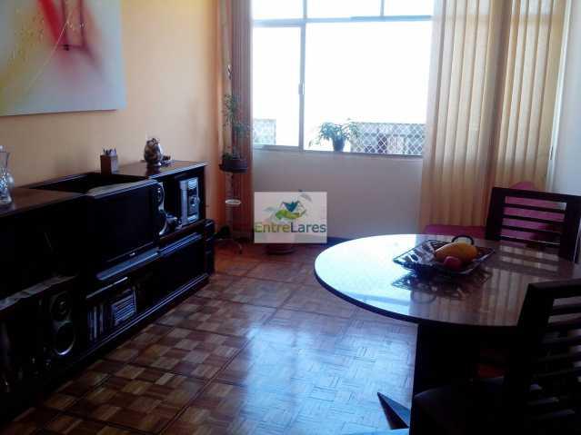 2 - Praia da Bandeira - Apartamento com Vista da Baía composto por dois dormitórios e dependências - ILAP20079 - 1