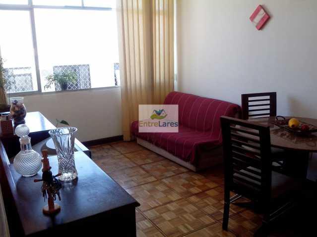3 - Praia da Bandeira - Apartamento com Vista da Baía composto por dois dormitórios e dependências - ILAP20079 - 4