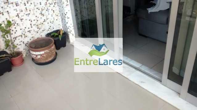 8 - Apartamento no Jardim Guanabara 2 quartos sendo 1 suíte, cozinha planejada, dependência de empregada, 2 vagas de garagem. Rua Formosa. - ILAP20093 - 5