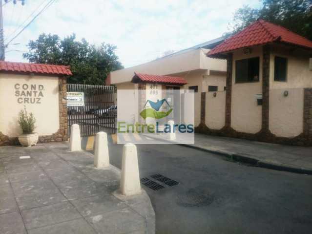 01 - Portuguesa - Cond. Sta. Cruz - Apart. Salão dois ambientes, dois dormitótios, reformado, garagem - ILAP20095 - 1
