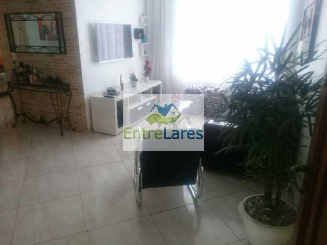 1 - Portuguesa - Cond. Sta. Cruz - Apart. Salão dois ambientes, dois dormitótios, reformado, garagem - ILAP20095 - 3