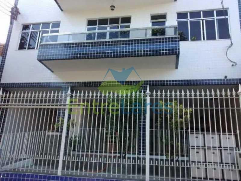 1 - Jardim Carioca - Apartamento com dois dormitórios sendo um suíte, dependências completas, garagem. - ILAP20123 - 4