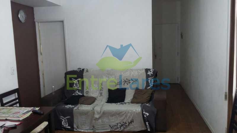 5 - Jardim Carioca - Apartamento com dois dormitórios sendo um suíte, dependências completas, garagem. - ILAP20123 - 7