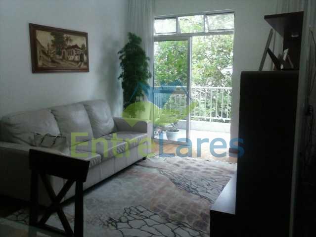 3a - Pitangueiras - Apartamento reformado com dois dormitórios, armários, varanda, dependências, garagem, elevador - ILAP20132 - 1