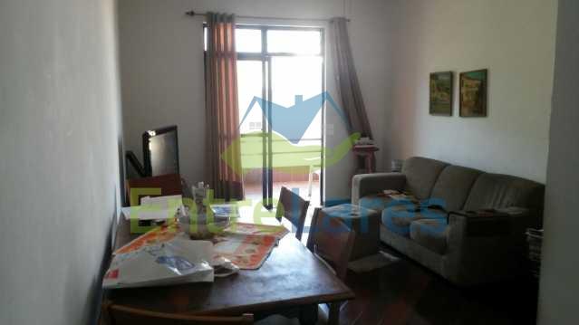 3 - Zumbi - Apartamento com dois dormitórios, varanda , dependências completas, garagem, elevador. - ILAP20142 - 3