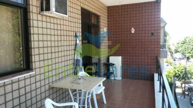 3a - Zumbi - Apartamento com dois dormitórios, varanda , dependências completas, garagem, elevador. - ILAP20142 - 4