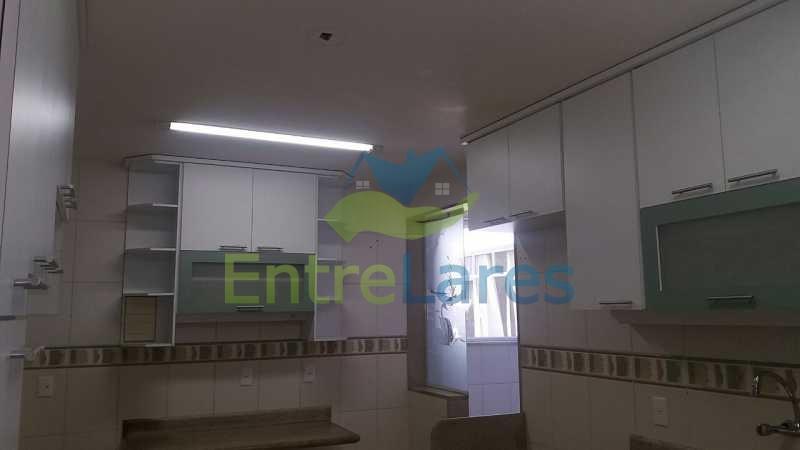 4 - Zumbi 2 quartos, sendo um suíte, dependências, garagem, elevador. Rua Formosa do Zumbi. - ILAP20145 - 23