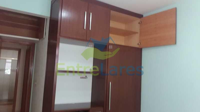 27 - Zumbi 2 quartos, sendo um suíte, dependências, garagem, elevador. Rua Formosa do Zumbi. - ILAP20145 - 12