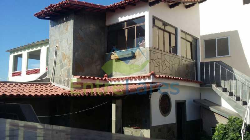 4 - Ribeira - Vista privilegiada.Casa com tres dormitórios, 1 suíte, piscina, churrasqueira, garagem - ILCA30057 - 10
