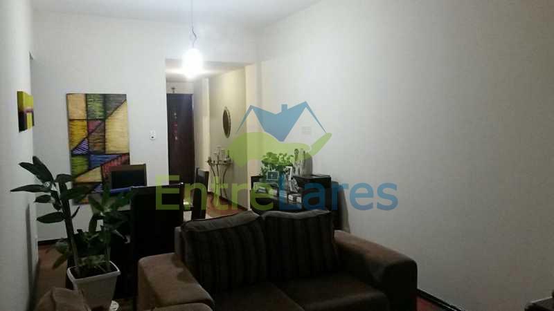 9 - Jardim Guanabara - Apartamento com dois dormitórios sendo um suíte, varanda, dependências, garagem. - ILAP20155 - 4
