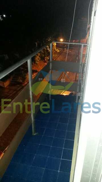10 - Jardim Guanabara - Apartamento com dois dormitórios sendo um suíte, varanda, dependências, garagem. - ILAP20155 - 5