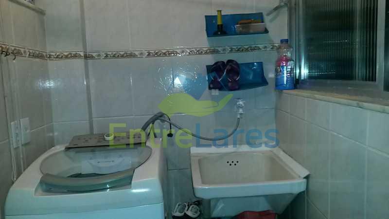 50 - Jardim Guanabara - Apartamento com dois dormitórios sendo um suíte, varanda, dependências, garagem. - ILAP20155 - 18