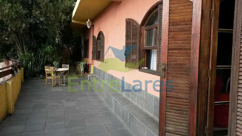 10 - Bancários - Casa c 4 quartos edícula com 2 quartos, varanda, dependências, jardins, 2 vagas - ILCA40035 - 1