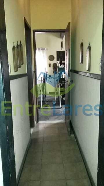 18 - Bancários - Casa c 4 quartos edícula com 2 quartos, varanda, dependências, jardins, 2 vagas - ILCA40035 - 11