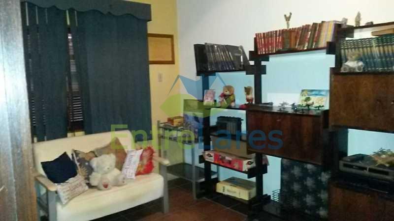 19 - Bancários - Casa c 4 quartos edícula com 2 quartos, varanda, dependências, jardins, 2 vagas - ILCA40035 - 12