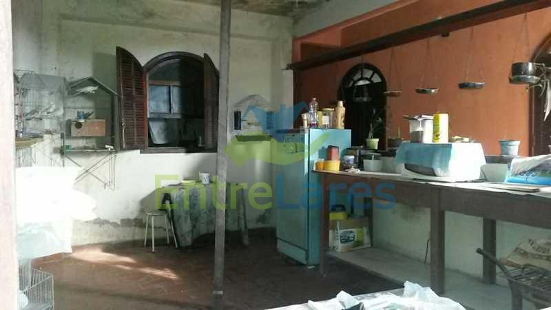 50 - Bancários - Casa c 4 quartos edícula com 2 quartos, varanda, dependências, jardins, 2 vagas - ILCA40035 - 23