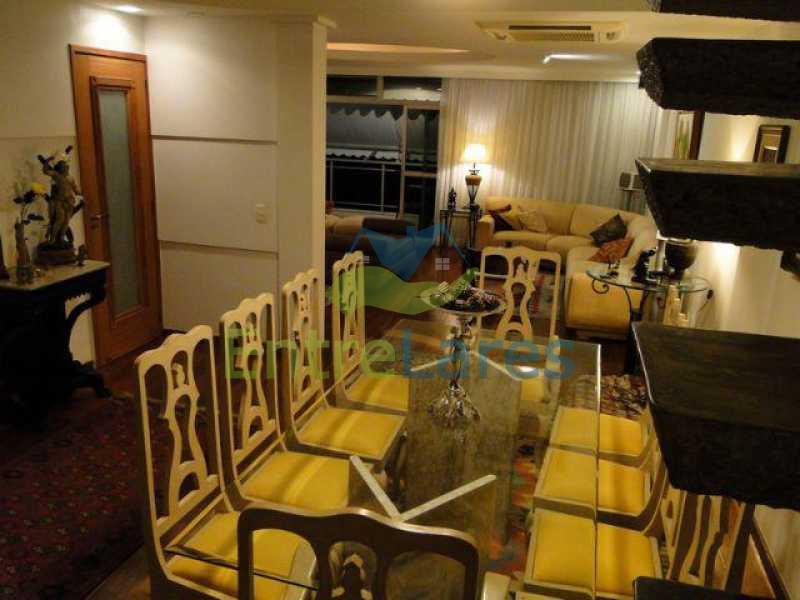 4a - Copacabana apartamento 3 quartos - Cobertura duplex com 2 suítes, terraço, piscina, infraestrutura, 3 vagas - ILAP30096 - 6