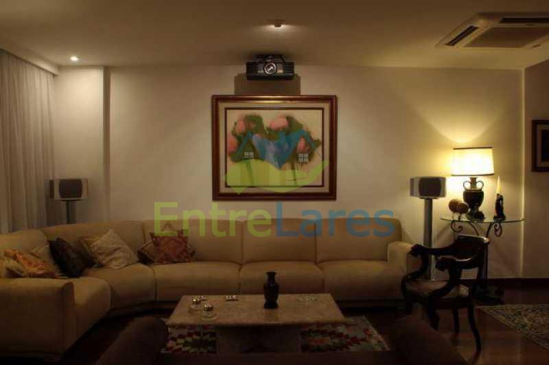 4b - Copacabana apartamento 3 quartos - Cobertura duplex com 2 suítes, terraço, piscina, infraestrutura, 3 vagas - ILAP30096 - 7