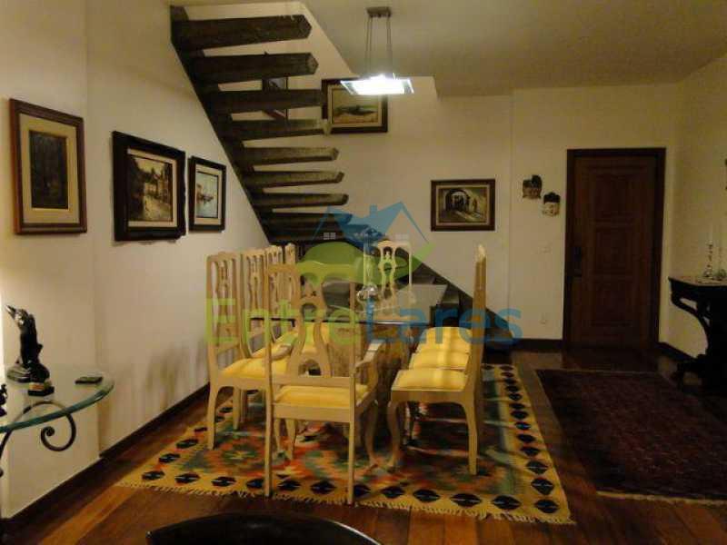 4d - Copacabana apartamento 3 quartos - Cobertura duplex com 2 suítes, terraço, piscina, infraestrutura, 3 vagas - ILAP30096 - 8