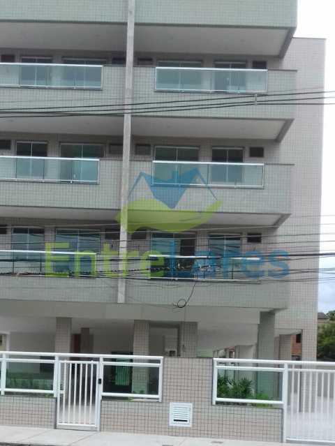 2 - Apartamento na Ribeira primeira locação, 2 quartos sendo 1 suíte, varanda. elevador, garagem - ILAP20274 - 1