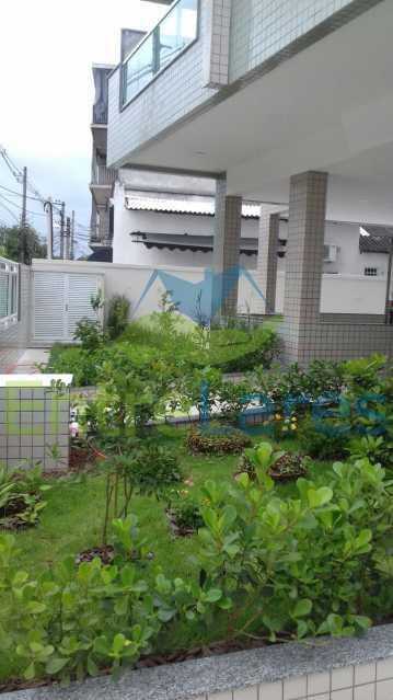 3 - Apartamento na Ribeira primeira locação, 2 quartos sendo 1 suíte, varanda. elevador, garagem - ILAP20274 - 3