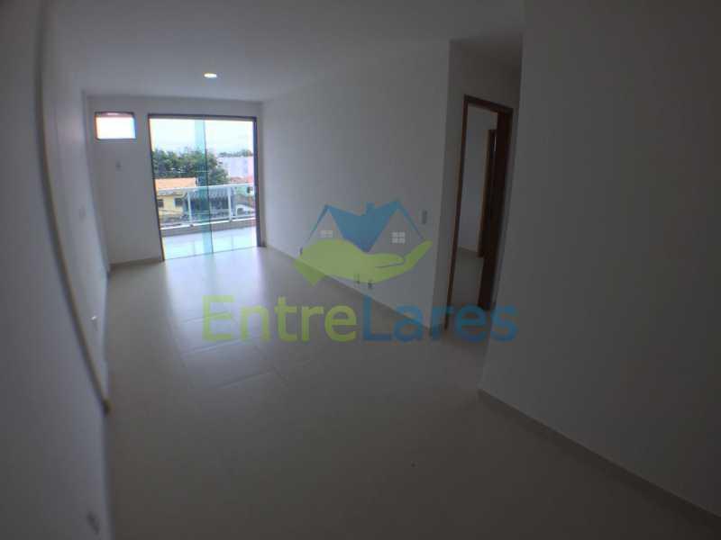 4a - Apartamento na Ribeira primeira locação, 2 quartos sendo 1 suíte, varanda. elevador, garagem - ILAP20274 - 6