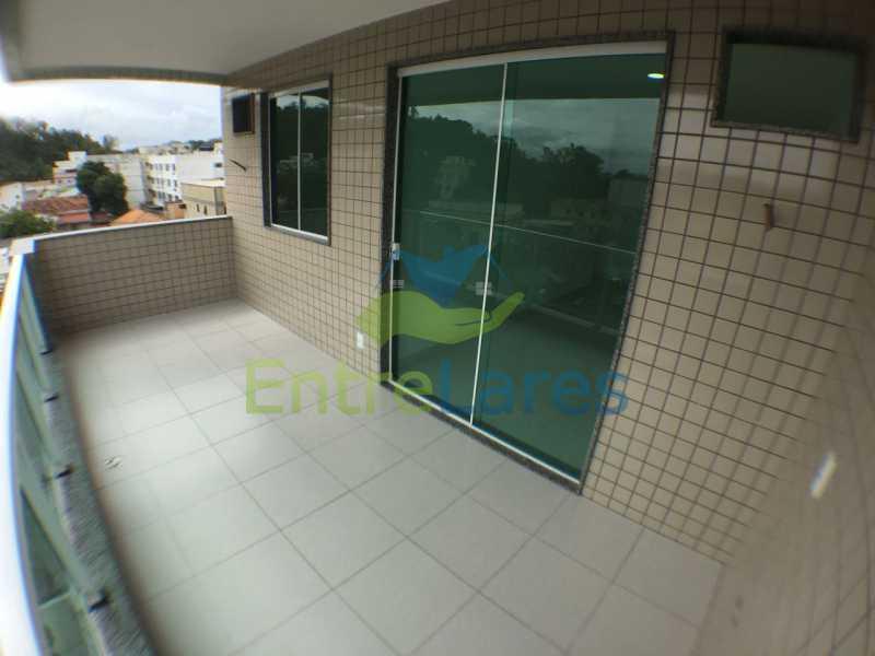 7 - Apartamento na Ribeira primeira locação, 2 quartos sendo 1 suíte, varanda. elevador, garagem - ILAP20274 - 9