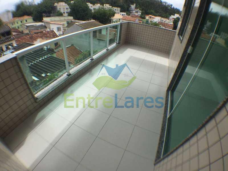 8 - Apartamento na Ribeira primeira locação, 2 quartos sendo 1 suíte, varanda. elevador, garagem - ILAP20274 - 10