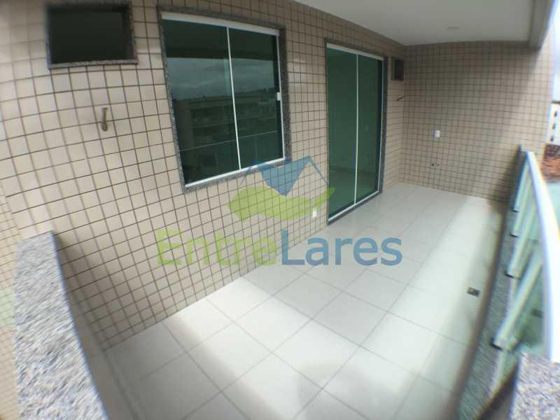 9 - Apartamento na Ribeira primeira locação, 2 quartos sendo 1 suíte, varanda. elevador, garagem - ILAP20274 - 11