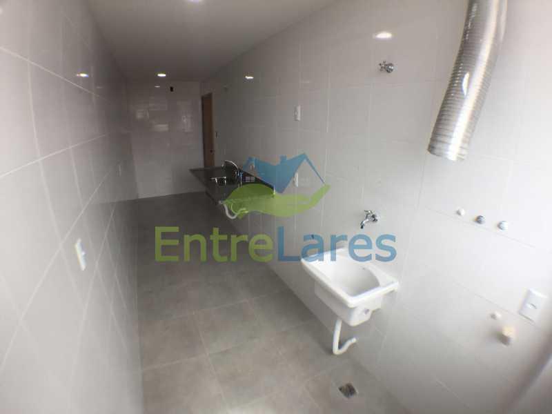 40 - Apartamento na Ribeira primeira locação, 2 quartos sendo 1 suíte, varanda. elevador, garagem - ILAP20274 - 18
