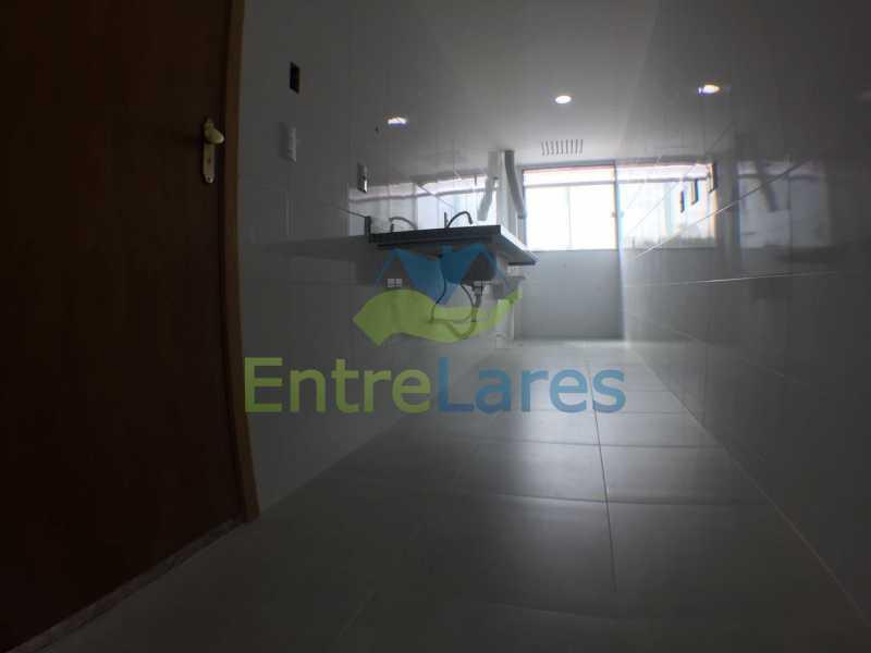 43 - Apartamento na Ribeira primeira locação, 2 quartos sendo 1 suíte, varanda. elevador, garagem - ILAP20274 - 21