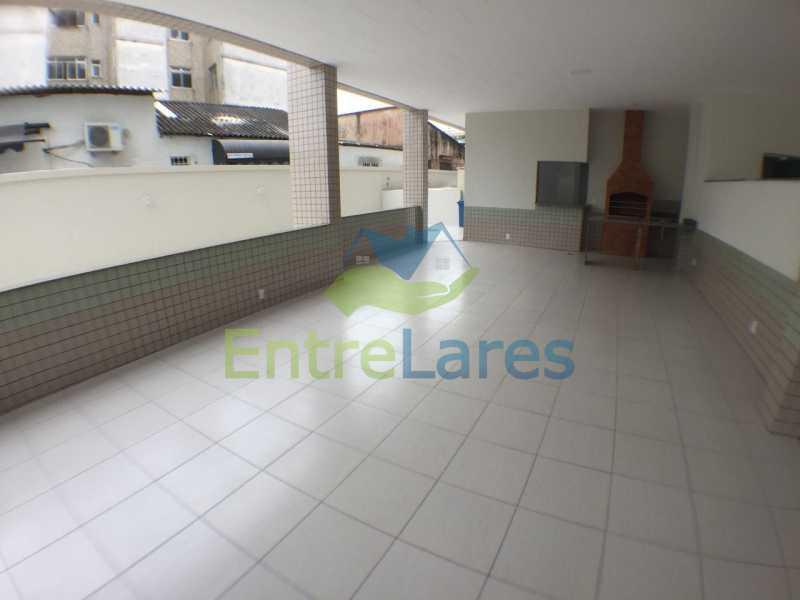 55 - Apartamento na Ribeira primeira locação, 2 quartos sendo 1 suíte, varanda. elevador, garagem - ILAP20274 - 22