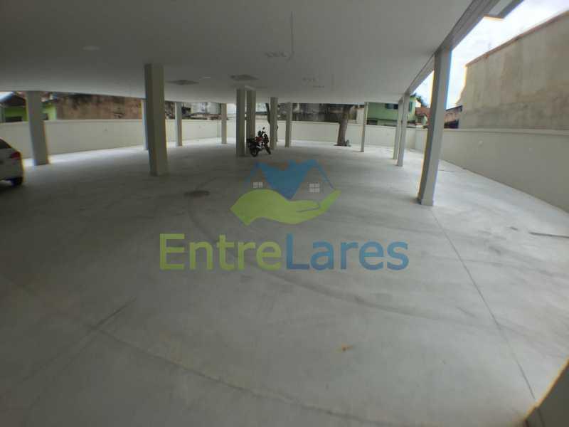 61 - Apartamento na Ribeira primeira locação, 2 quartos sendo 1 suíte, varanda. elevador, garagem - ILAP20274 - 25