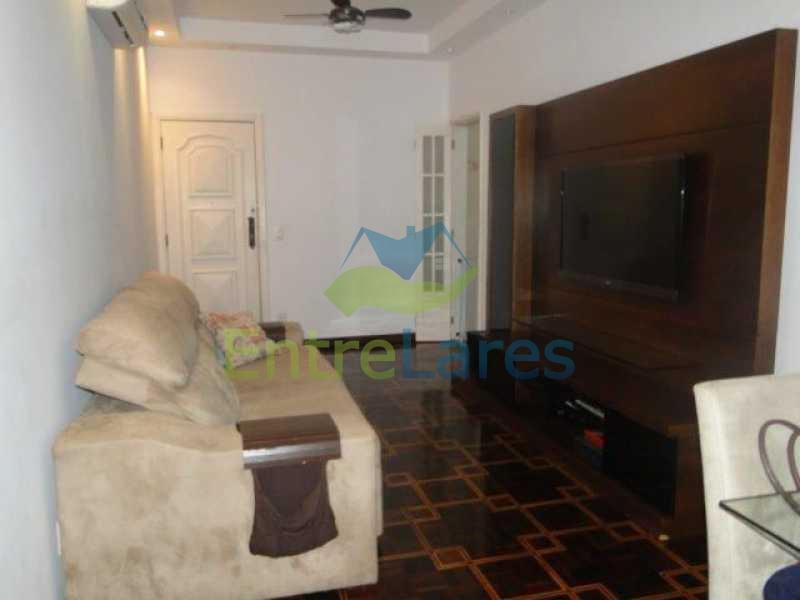 8 - Apartamento no Jardim Guanabara 2 quartos sendo 1 suíte - ILAP20279 - 1