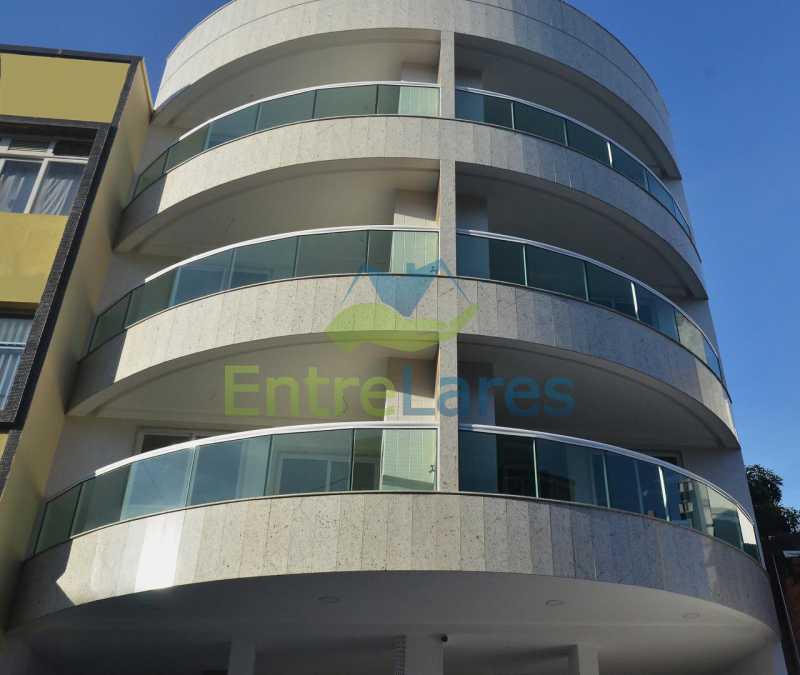 A2 - Apartamento no Jardim Carioca, um quarto, varanda gourmet, vaga de garagem. - ILAP10032 - 3