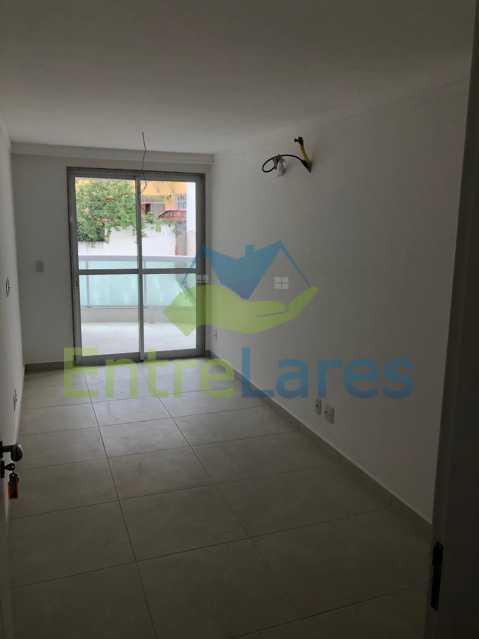 A6 - Apartamento no Jardim Carioca, um quarto, varanda gourmet, vaga de garagem. - ILAP10032 - 7