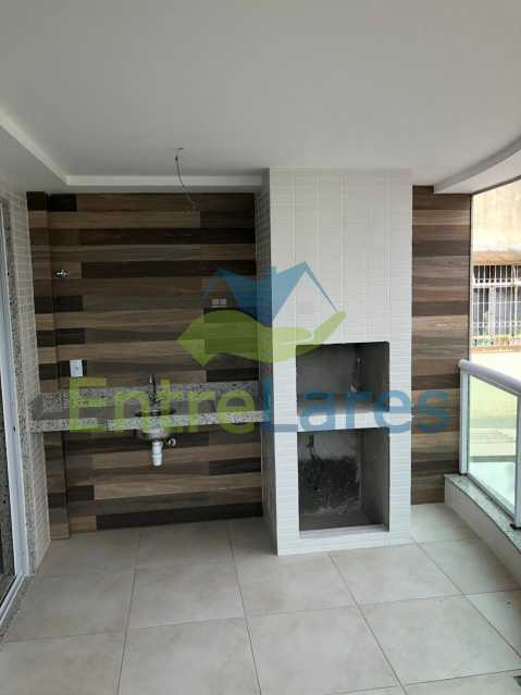 A7 - Apartamento no Jardim Carioca, um quarto, varanda gourmet, vaga de garagem. - ILAP10032 - 8