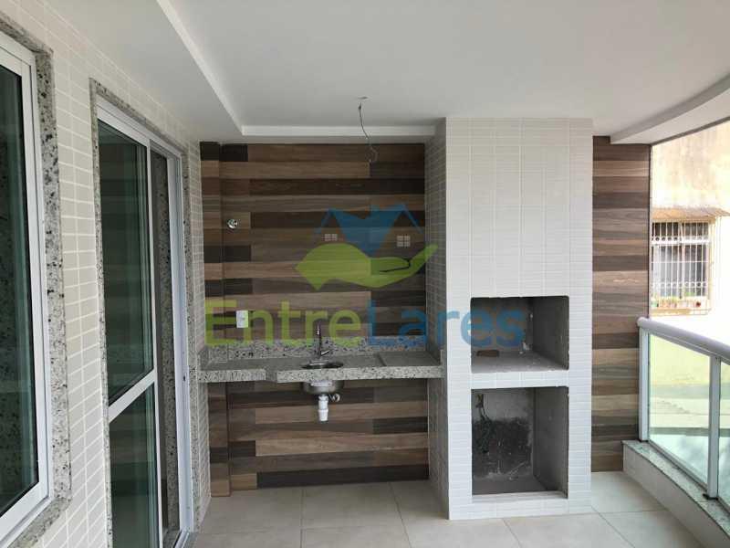 A8 - Apartamento no Jardim Carioca, um quarto, varanda gourmet, vaga de garagem. - ILAP10032 - 9