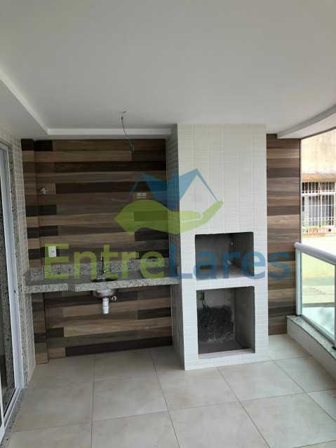 A9 - Apartamento no Jardim Carioca, um quarto, varanda gourmet, vaga de garagem. - ILAP10032 - 10