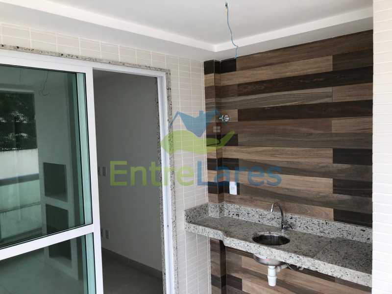 A10 - Apartamento no Jardim Carioca, um quarto, varanda gourmet, vaga de garagem. - ILAP10032 - 11