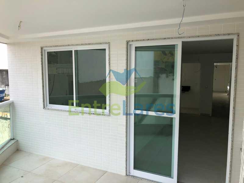A11 - Apartamento no Jardim Carioca, um quarto, varanda gourmet, vaga de garagem. - ILAP10032 - 12