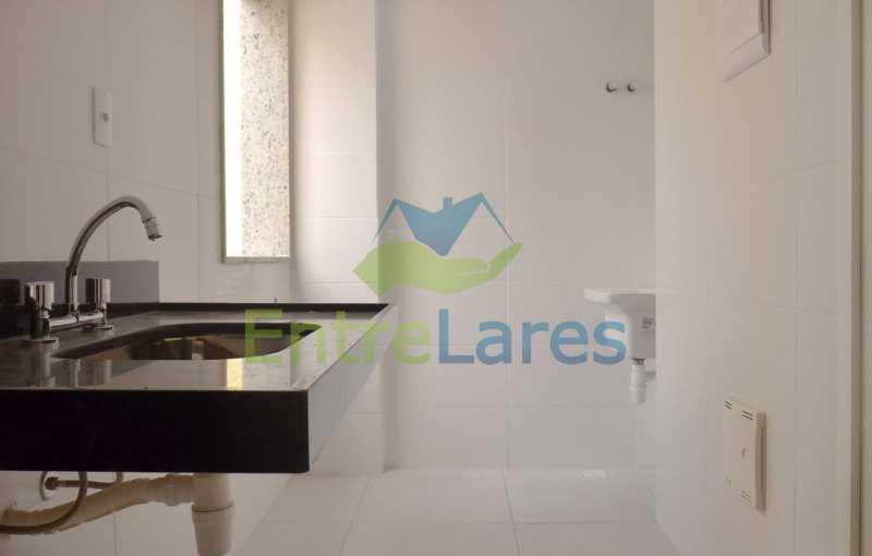 C1 - Apartamento no Jardim Carioca, um quarto, varanda gourmet, vaga de garagem. - ILAP10032 - 15
