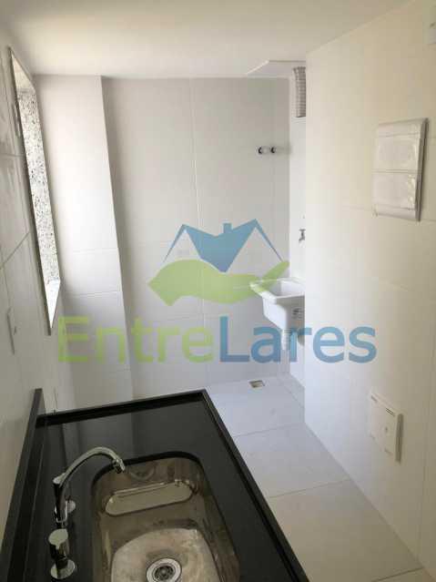 C5 - Apartamento no Jardim Carioca, um quarto, varanda gourmet, vaga de garagem. - ILAP10032 - 19
