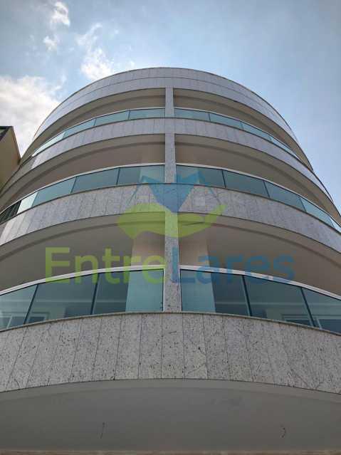 E1 - Apartamento no Jardim Carioca, um quarto, varanda gourmet, vaga de garagem. - ILAP10032 - 24