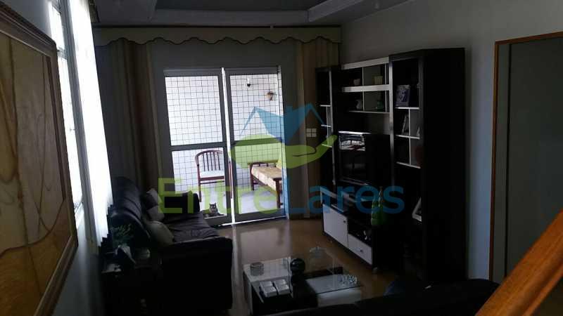 1a - Casa no Tauá, dois quartos, reformada, terraço, varanda, uma vaga de garagem - ILCA20056 - 3