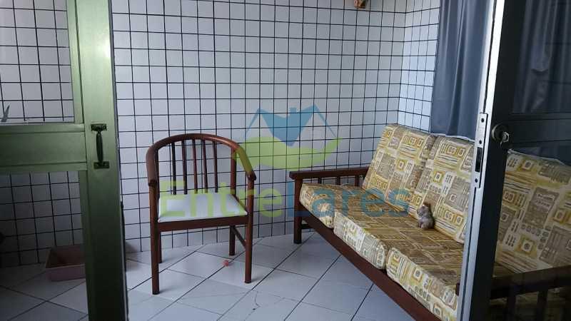 7 - Casa no Tauá, dois quartos, reformada, terraço, varanda, uma vaga de garagem - ILCA20056 - 10
