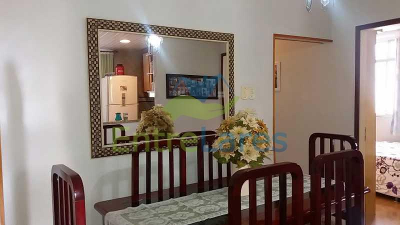 10 - Casa no Tauá, dois quartos, reformada, terraço, varanda, uma vaga de garagem - ILCA20056 - 12