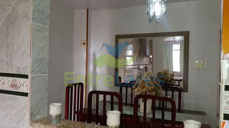 11 - Casa no Tauá, dois quartos, reformada, terraço, varanda, uma vaga de garagem - ILCA20056 - 13