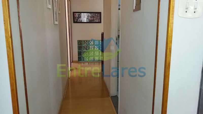 18 - Casa no Tauá, dois quartos, reformada, terraço, varanda, uma vaga de garagem - ILCA20056 - 15