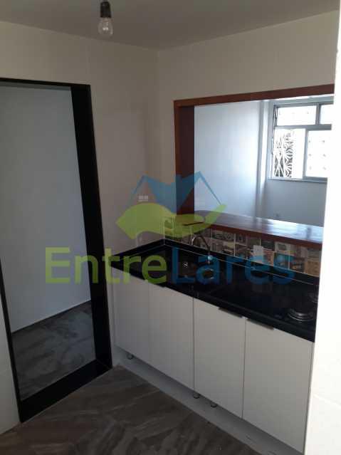 2 - Portuguesa 3 quartos reformados, cozinha americana com armários. - ILAP30166 - 3
